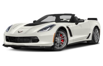 2019 Chevrolet Corvette - Arctic White