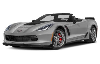 2019 Chevrolet Corvette - Ceramic Matrix Grey Metallic