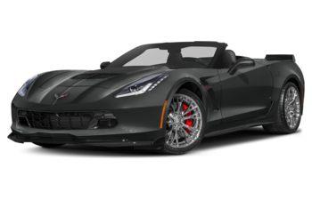 2019 Chevrolet Corvette - Shadow Grey Metallic