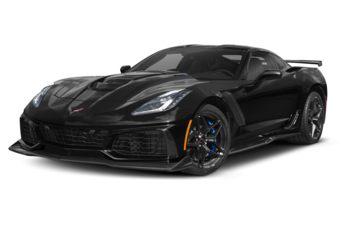 2019 Chevrolet Corvette - Black