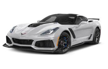 2019 Chevrolet Corvette - Blade Silver Metallic