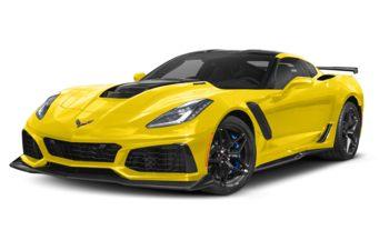 2019 Chevrolet Corvette - Corvette Racing Yellow Tintcoat