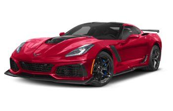 2019 Chevrolet Corvette - Torch Red