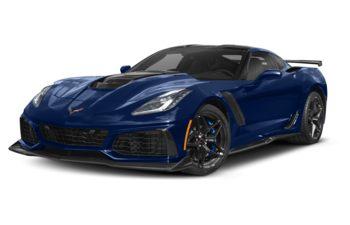 2019 Chevrolet Corvette - Admiral Blue Metallic