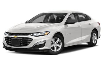 2019 Chevrolet Malibu - Summit White