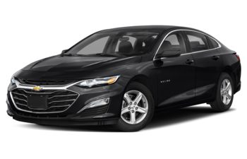 2020 Chevrolet Malibu - Mosaic Black Metallic