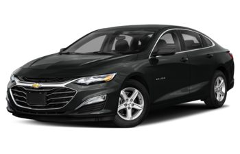 2019 Chevrolet Malibu - Shadow Grey Metallic