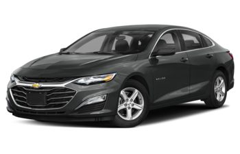 2020 Chevrolet Malibu - Shadow Grey Metallic