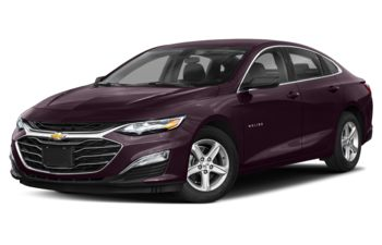 2020 Chevrolet Malibu - Black Cherry Metallic