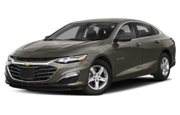 2019 Chevrolet Malibu - Mosaic Black Metallic