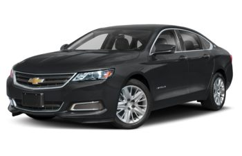 2019 Chevrolet Impala - Nightfall Grey Metallic