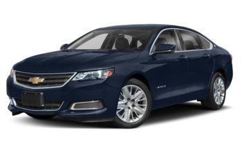 2019 Chevrolet Impala - Blue Velvet Metallic