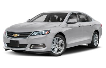 2020 Chevrolet Impala - Silver Ice Metallic