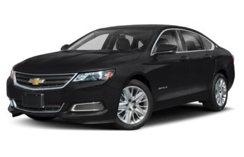 2019 Chevrolet Impala - Silver Ice Metallic