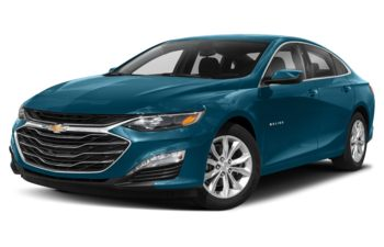 2019 Chevrolet Malibu Hybrid - Pacific Blue Metallic