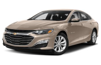 2019 Chevrolet Malibu Hybrid - Sandy Ridge Metallic