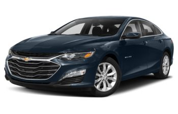 2020 Chevrolet Malibu Hybrid - Northsky Blue Metallic