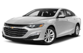 2020 Chevrolet Malibu Hybrid - Silver Ice Metallic