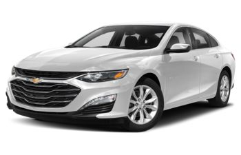 2020 Chevrolet Malibu Hybrid - Summit White