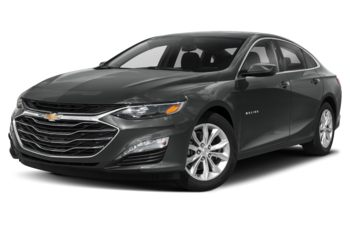 2020 Chevrolet Malibu Hybrid - Shadow Grey Metallic
