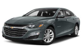 2020 Chevrolet Malibu Hybrid - Stone Grey Metallic