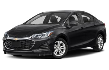 2019 Chevrolet Cruze - Mosaic Black Metallic