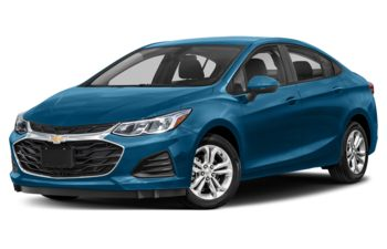 2019 Chevrolet Cruze - Pacific Blue Metallic
