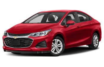 2019 Chevrolet Cruze - Red Hot