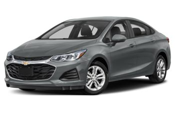 2019 Chevrolet Cruze - Satin Steel Grey Metallic