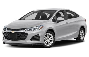 2019 Chevrolet Cruze - Silver Ice Metallic