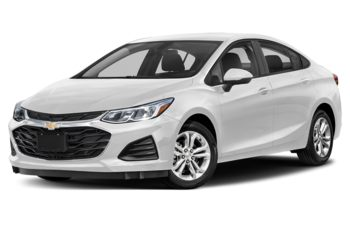 2019 Chevrolet Cruze - Summit White