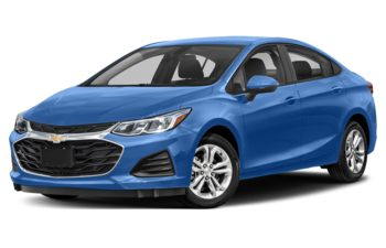 2019 Chevrolet Cruze - Kinetic Blue Metallic