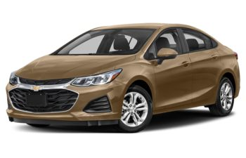 2019 Chevrolet Cruze - Oakwood Metallc
