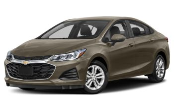 2019 Chevrolet Cruze - Pepperdust Metallic