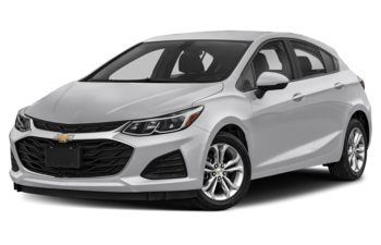 2019 Chevrolet Cruze Hatch - Silver Ice Metallic