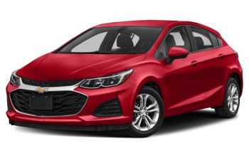 2019 Chevrolet Cruze Hatch - Red Hot