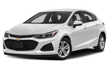 2019 Chevrolet Cruze Hatch - Summit White