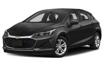 2019 Chevrolet Cruze Hatch - Black