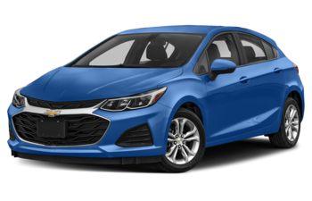 2019 Chevrolet Cruze Hatch - Kinetic Blue Metallic