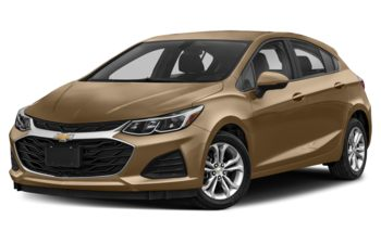 2019 Chevrolet Cruze Hatch - Oakwood Metallc