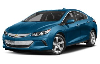 2019 Chevrolet Volt - Pacific Blue Metallic