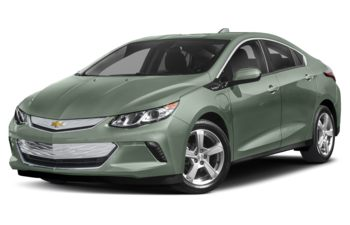 2019 Chevrolet Volt - Green Mist Metallic
