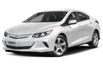 2019 Chevrolet Volt - Summit White