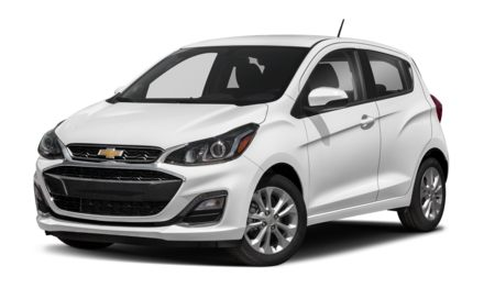 2020 Chevrolet Spark LS Manual