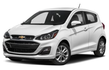 2019 Chevrolet Spark - Summit White