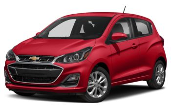 2019 Chevrolet Spark - Red Hot
