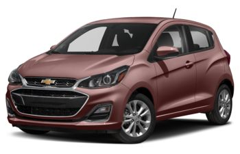 2020 Chevrolet Spark - Passion Fruit Metallic
