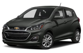 2020 Chevrolet Spark - Nightfall Grey Metallic