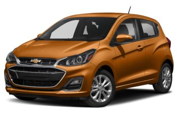 2019 Chevrolet Spark - Orange Burst Metallic