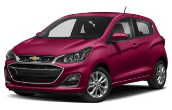 2019 Chevrolet Spark - Raspberry Metallic